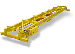 Top Running Tri Girder Crane
