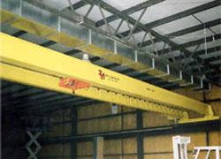 tri girder crane