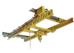 Under Running Double Girder Crane
